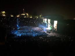 Ed Sheeran Rose Bowl Seating Chart Rose Bowl Stadium Concert