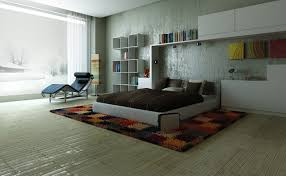 Modern Bedroom Wall Modern Brick Wall Bedroom Modern Bedroom With Exposed Brick Wall
