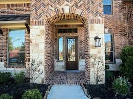 Traditional Front Door With Pathway  Brick Exterior In Missouri - Exterior transom window