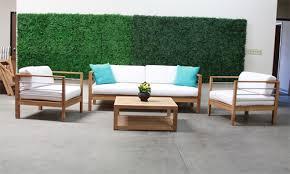 summer outdoor furniture. hi teak summer deep seating collection outdoor furniture