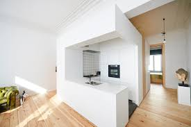 A Brussels Apartment Gets a Renovation ...