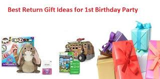 birthday return gifts ideas