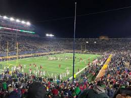 Photos At Notre Dame Stadium