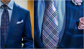 Tie Patterns Unique How To Match A Tie With A Blue Shirt The Idle Man