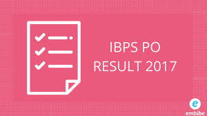 Image result for IBPS PO RESULT