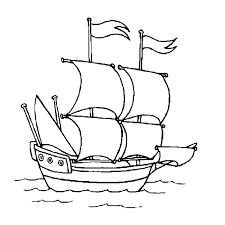 Bovenste Deel Kleurplaat Boot Printen Krijg Duizenden