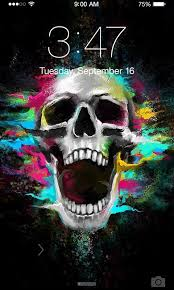 cool skull wallpapers. Fine Wallpapers Skull Wallpapers 10 Screenshot 3 With Cool C