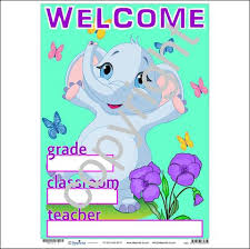 Welcome Chart Images Welcome Chart Elephant