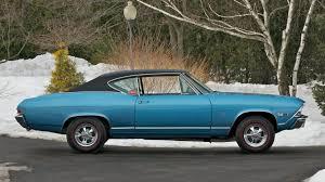 1968 Chevrolet Malibu L79 2-Door Hardtop | S191 | Indy 2011