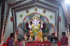 suggestions for ganesh chaturthi decoration ideas images