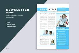 Free Family Newsletter Template This Be Nice To Send Besides Just