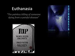 Christian Quotes On Euthanasia Best of Matters Of Life And Death Revision