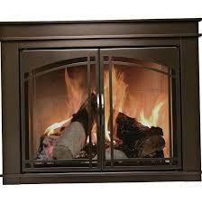 fireplace screen home depot canada doors screens safety