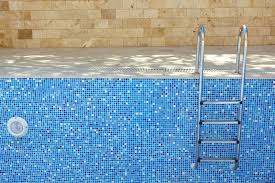 how to clean your pool s tile at the waterline
