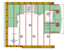 Great ... Any Suggestions Would Be Appreciated Thanks For Your Help On This Recessed  Lighting Layout I Have ... Nice Look