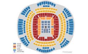 Wwe Wrestlemania 30 Seating Chart Released Pwinsider Com