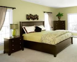 dark furniture bedroom. Bedroom With Dark Furniture. Wall Colors For Brown Furniture Homeminimalis A O