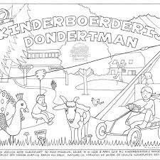 Kinderboerderij Dondertman Meester Bosweg 5 Holten 2019