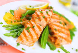 cooked fish images. Beautiful Fish CookedSalmon Inside Cooked Fish Images R