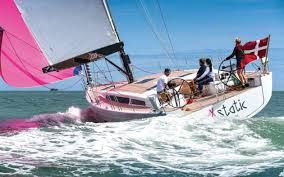 X Yachts X4 9 Test Danish Yard Strikes A Tough Balance With