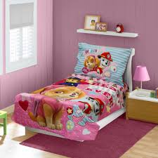 paw patrol toddler bedding target designs