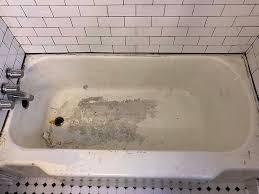 bathtub 1 before