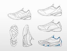 Footwear Design Shoe Design Kiff Designs
