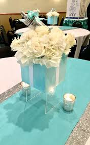 297 Best Tiffanyu0027s Party Ideas Images On Pinterest  Tiffany Theme Tiffany And Co Themed Baby Shower