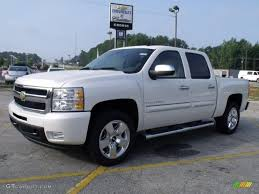 Car Picker - white chevrolet Silverado