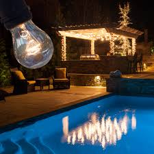 commercial patio lights. Patio Lights Strings. Commercial E