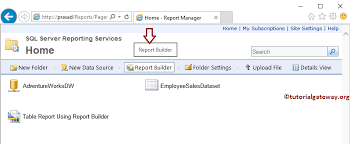 Create Pie Chart In Ssrs Report Builder Wizard