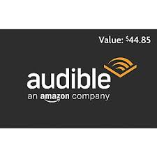 Audible Gift Card 3 Month - BJs WholeSale Club