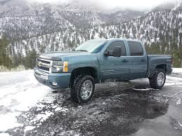 SilveradoSierra.com • Wheels and tires with no lift : Wheels/Tires