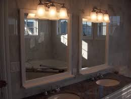 bathroom mirror lighting. 4 Light Vanity Bathroom Mirror Fixtures Lighting Over Cool Lights