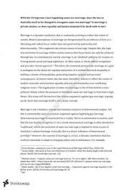 case note the commonwealth v act laws foundations of law 70103 ethics law justice same sex marriage essay