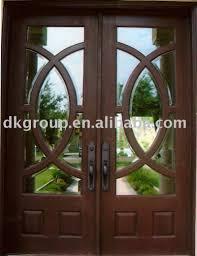 Wood Wrought Iron Entry Door Wood Wrought Iron Entry Door - Iron exterior door