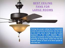 gallery best ceiling fans for large rooms