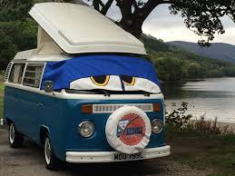 2018 volkswagen camper van. simple volkswagen ziggy at loch earn in 2018 volkswagen camper van