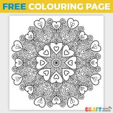 Parents, teachers, churches and recognized nonprofit organizations may print or copy multiple coloring pages for use at home or in the classroom. Free Valentine S Day Coloring Page Craft With Sarah