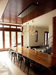 40 Long Dining Room Table Designs Delectable Designer Dining Room Sets