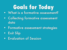 Formative Assessment By Keitha- Gail Martin-Kerr