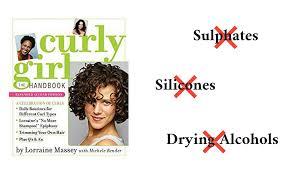 cg method for curly hair ings