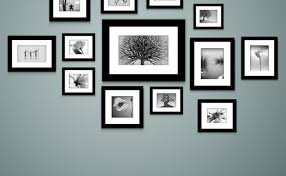 phenomenal picture frame wall 20 art ideas amazing collage frames wallpaper