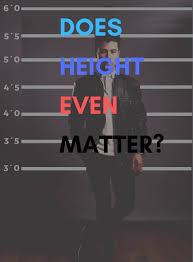 Does Height Matter Must Read For Short Men The Short Alpha