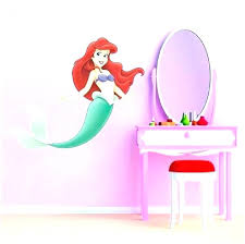 little mermaid wall decals large australia w