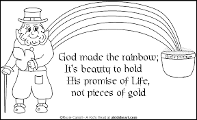 Small Picture St Patricks Day Coloring Page