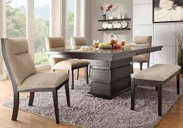 Small Picture Emejing Dining Room Furniture Benches Ideas Room Design Ideas