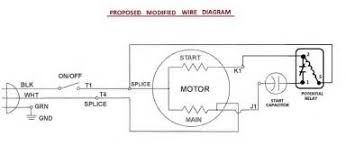 capacitor wiring diagram for electric motor capacitor dayton capacitor start motor wiring diagram images on capacitor wiring diagram for electric motor
