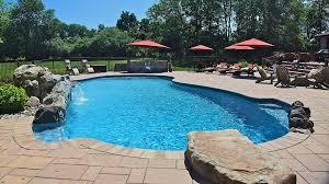 inground pools nj. inground pools in ground pool renovations nj salt water gunite designs nj