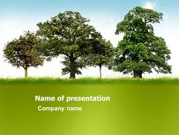 Tree Powerpoint Template Trees Powerpoint Template Backgrounds 03321 Poweredtemplate Com